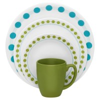 Corelle Livingware 16-Pc. Dinnerware Set - South Beach