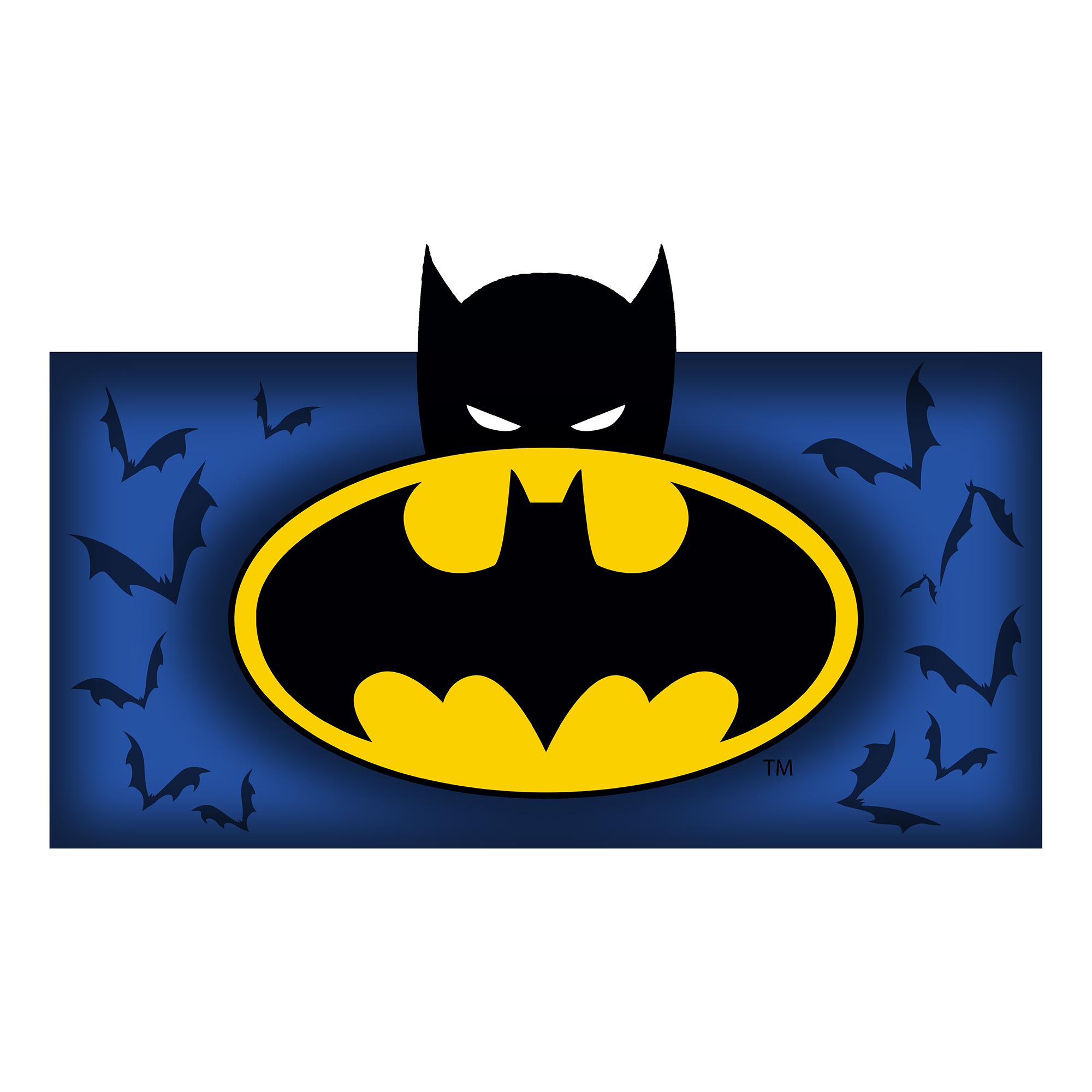 Batman Body Pillow
