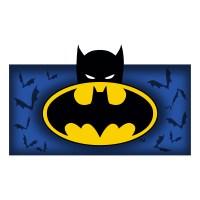 Batman Body Pillow - Darkness Awaits