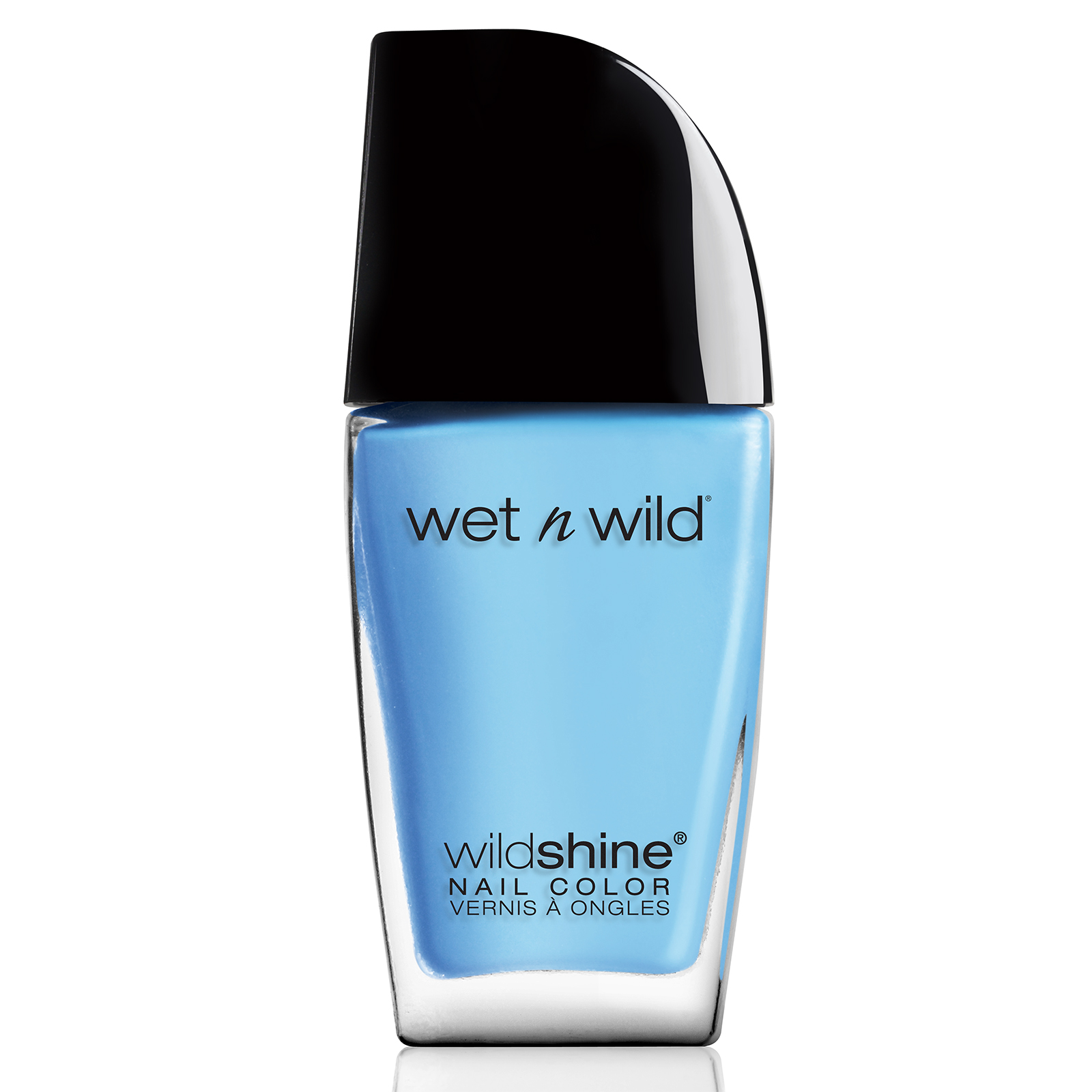 Wet N Wild Wild Shine Nail Color Putting On Airs 041 Fl
