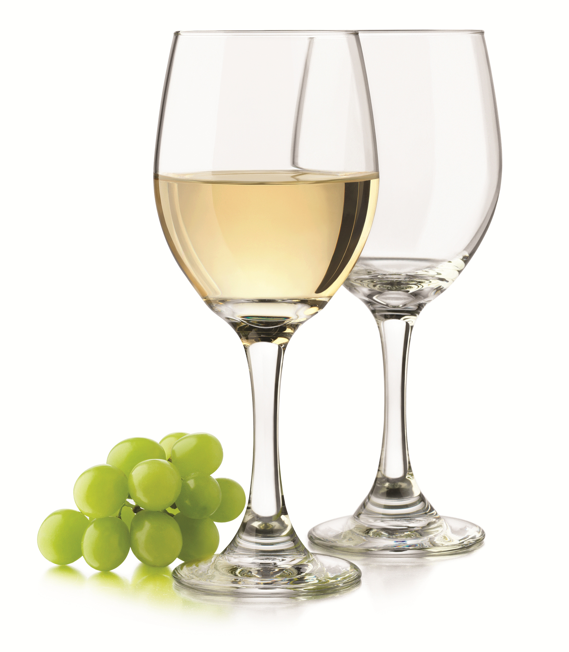 Where To Find Wine Glasses Libbey Preston White Wine Glasses 4 Pc Set