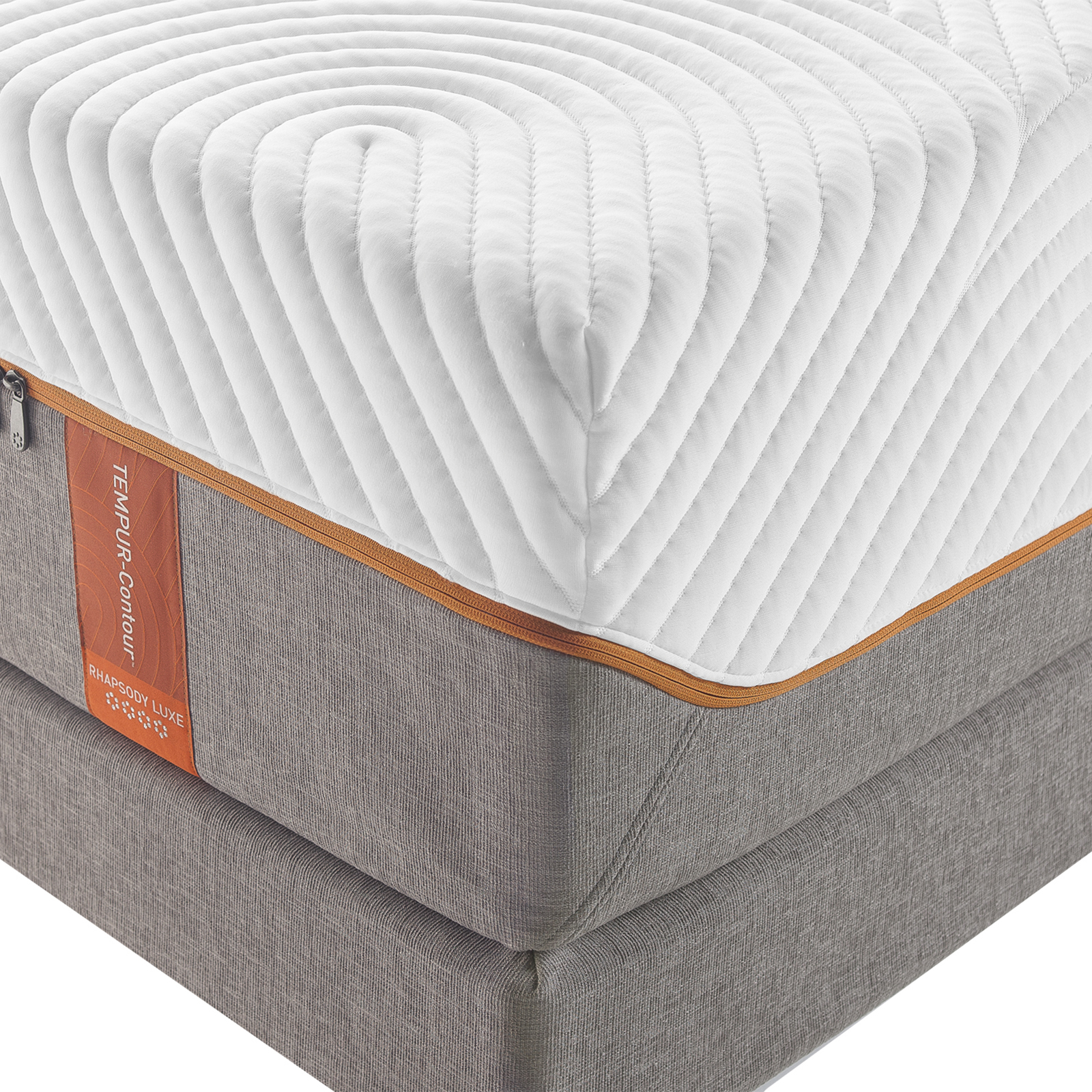 Tempurpedic Mattress King Size Tempur Pedic Tempur Contour Rhapsody Luxe King Mattress