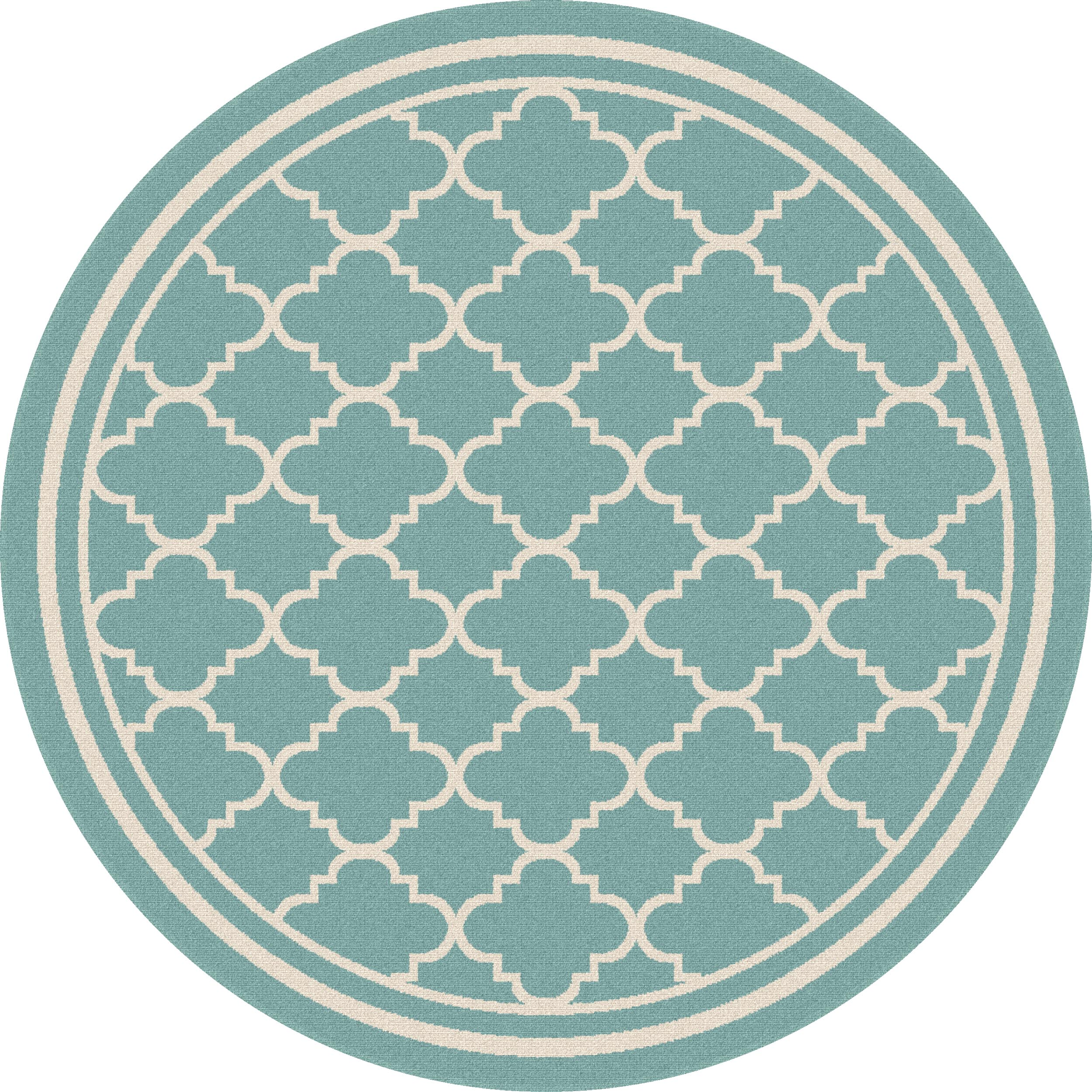 Round Rug Kmart Tayse Rugs Garden City Tangier Moroccan Tile 7 3910 39 39 Round