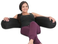 DeluxeComfort Microbead Body Pillow - Mooshi Squishy Soft ...