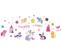 My Little Pony My Little Pony Stickers - Home - Home Decor ...