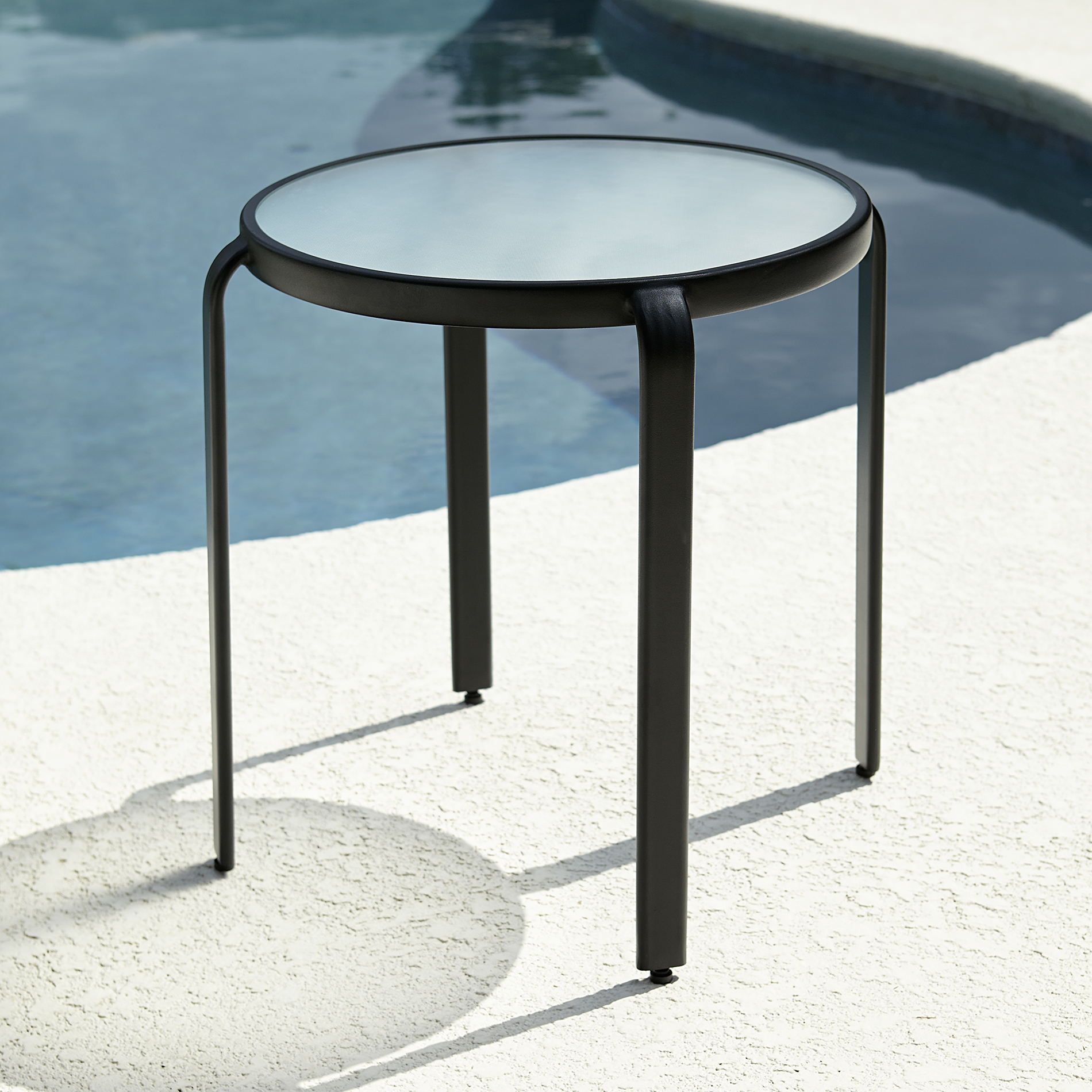 Stacking End Tables Essential Garden Bartlett Stacking Side Table Limited