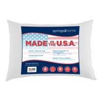 Springs Home Made in USA Pillow
