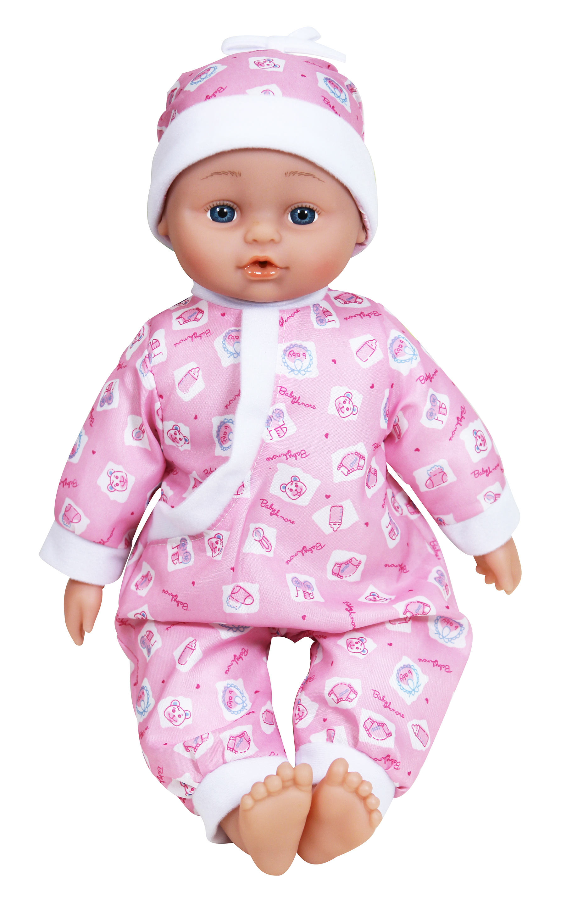 Lissi Dolls 16 Baby Doll With Sound