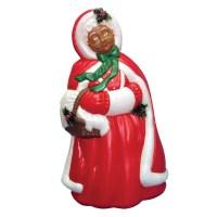 General Foam Plastics Mrs. Claus - African American 40 ...