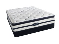Beautyrest Recharge Madelyn Plush Pillow Top Queen ...