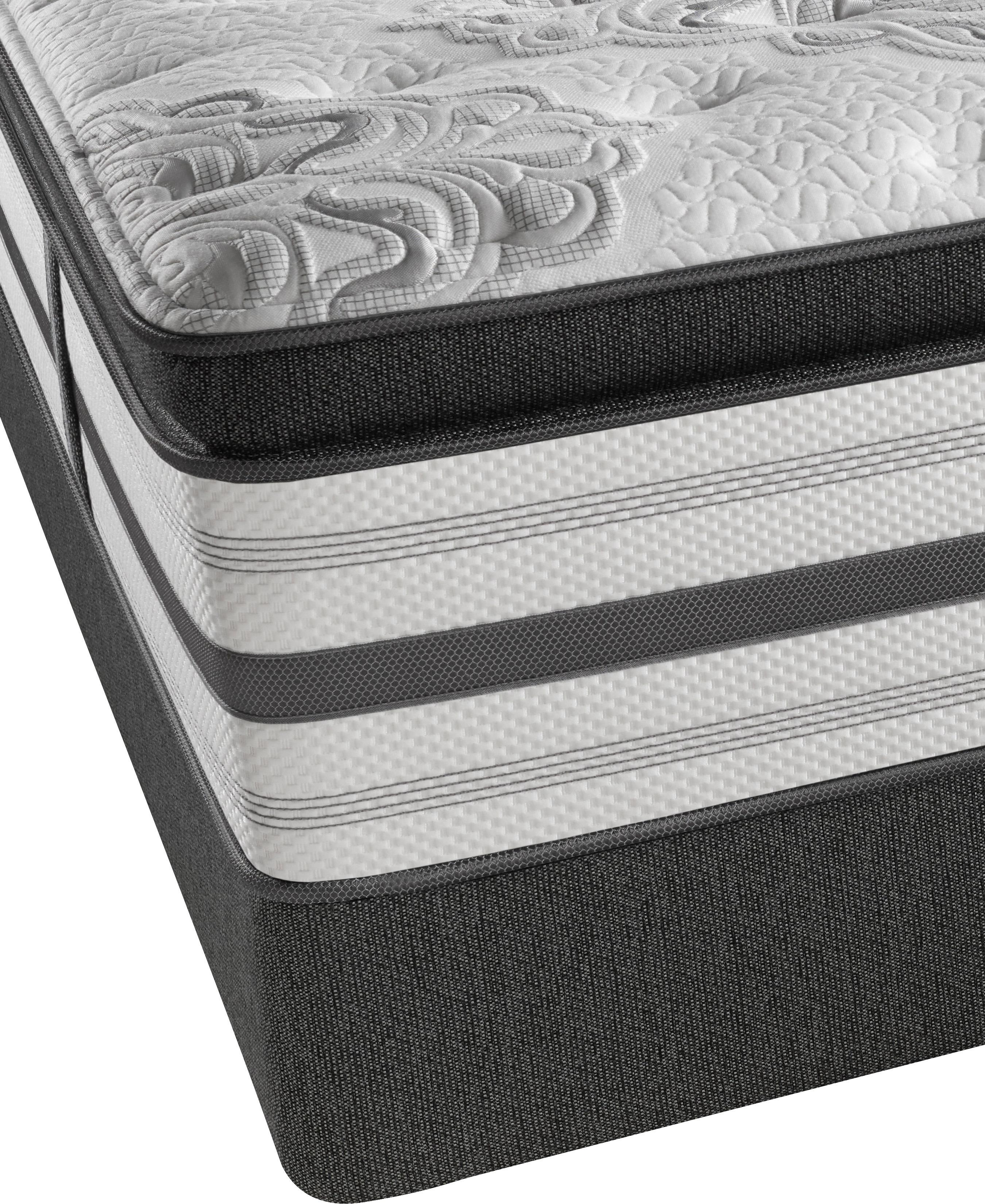Beautyrest Platinum Chloe Luxury Firm Pillow Top King Mattress