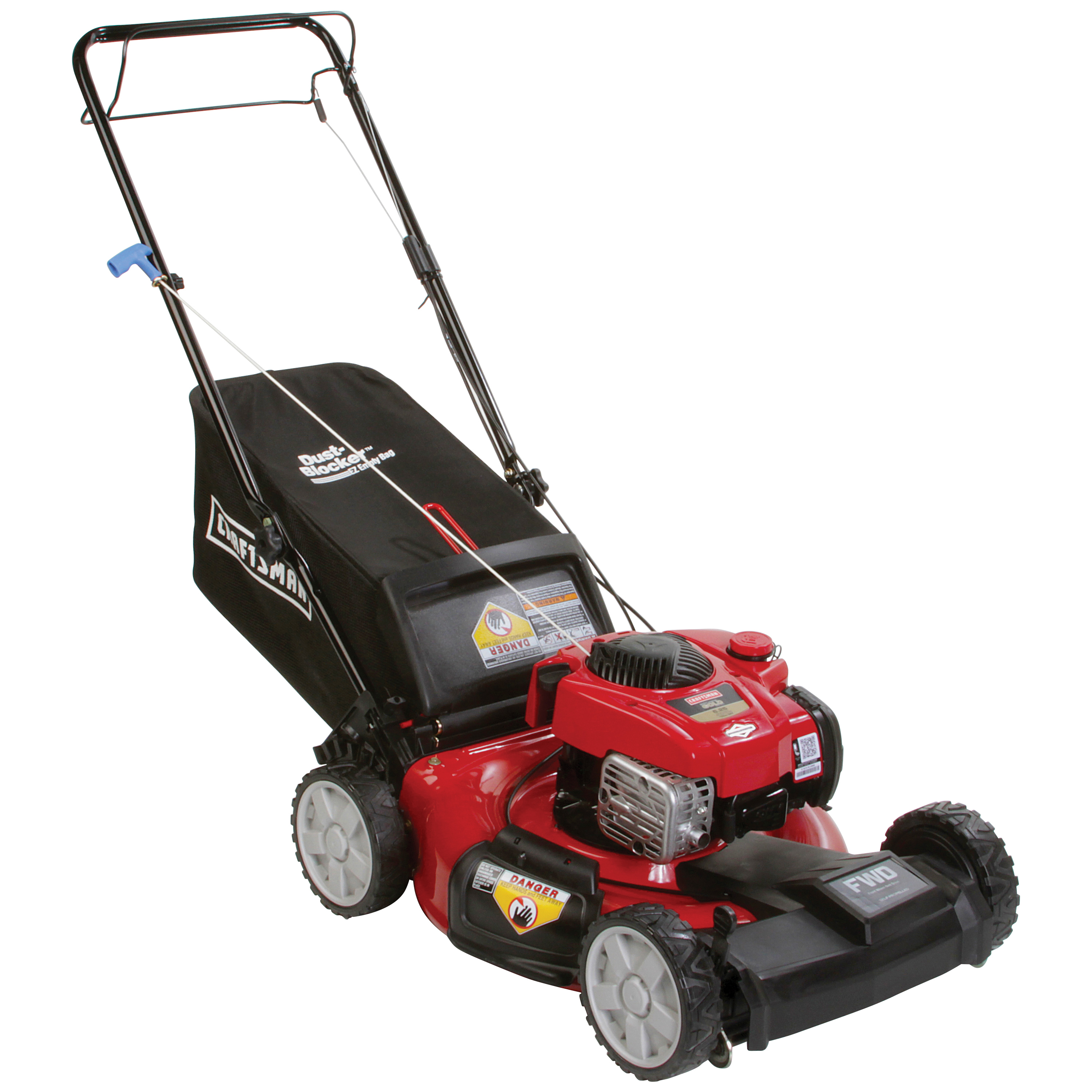Lawn Mower Craftsman 37700 150cc 21 Quot Just Check And Add Front Wheel
