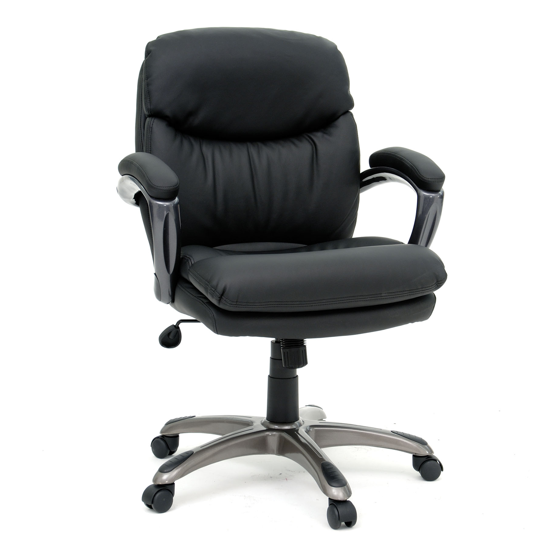 Contemporary Furniture Calgary Sauder Manager Chair Dura Plush