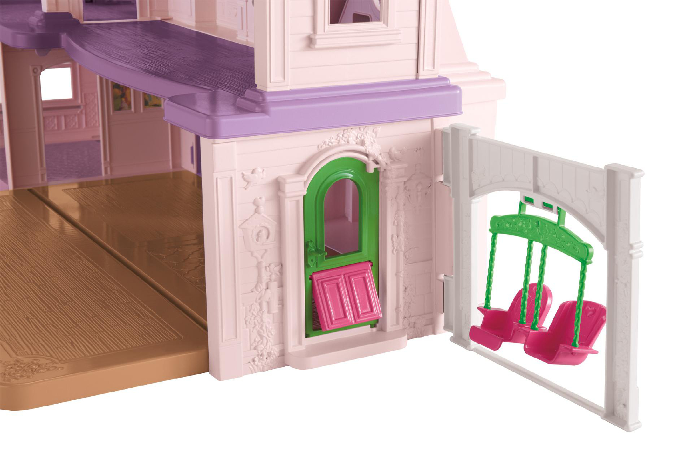 Toddler Dollhouse Doll House Fisher Price Loving Family Play Toy Christmas