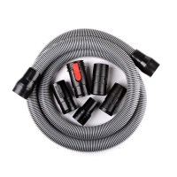 WORKSHOP Wet Dry Vacs WS25022A Wet Dry Vacuum Hose, 2-1/2 ...