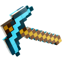 Minecraft Transforming Sword/Pickaxe