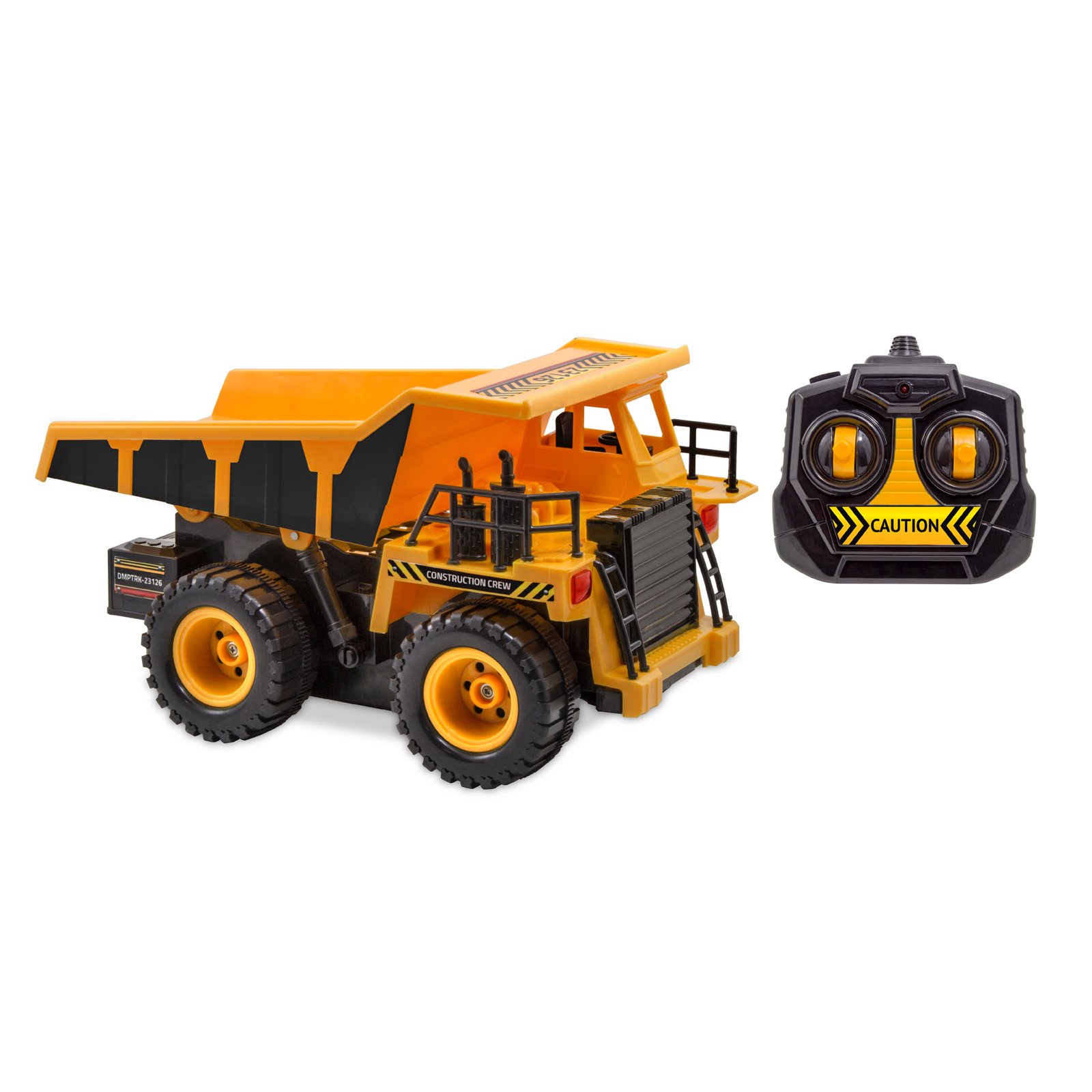 Kid Galaxy Radio Control Dump Truck Toys Games