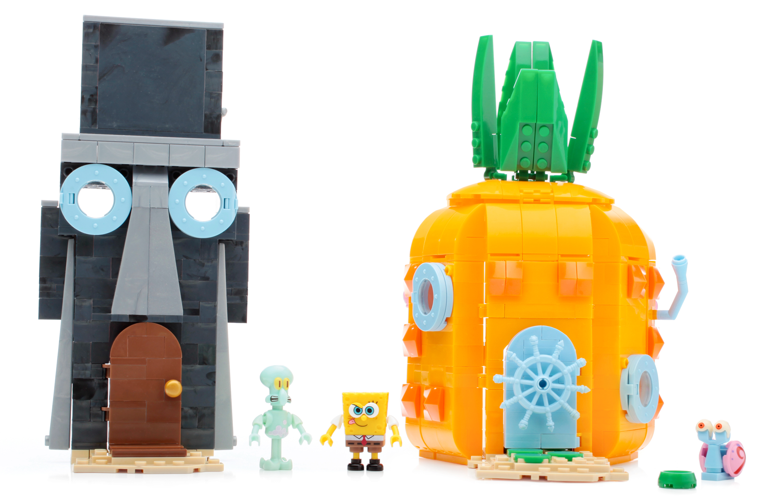 Bad Set New Mega Bloks Spongebob Bad Neighbours Set