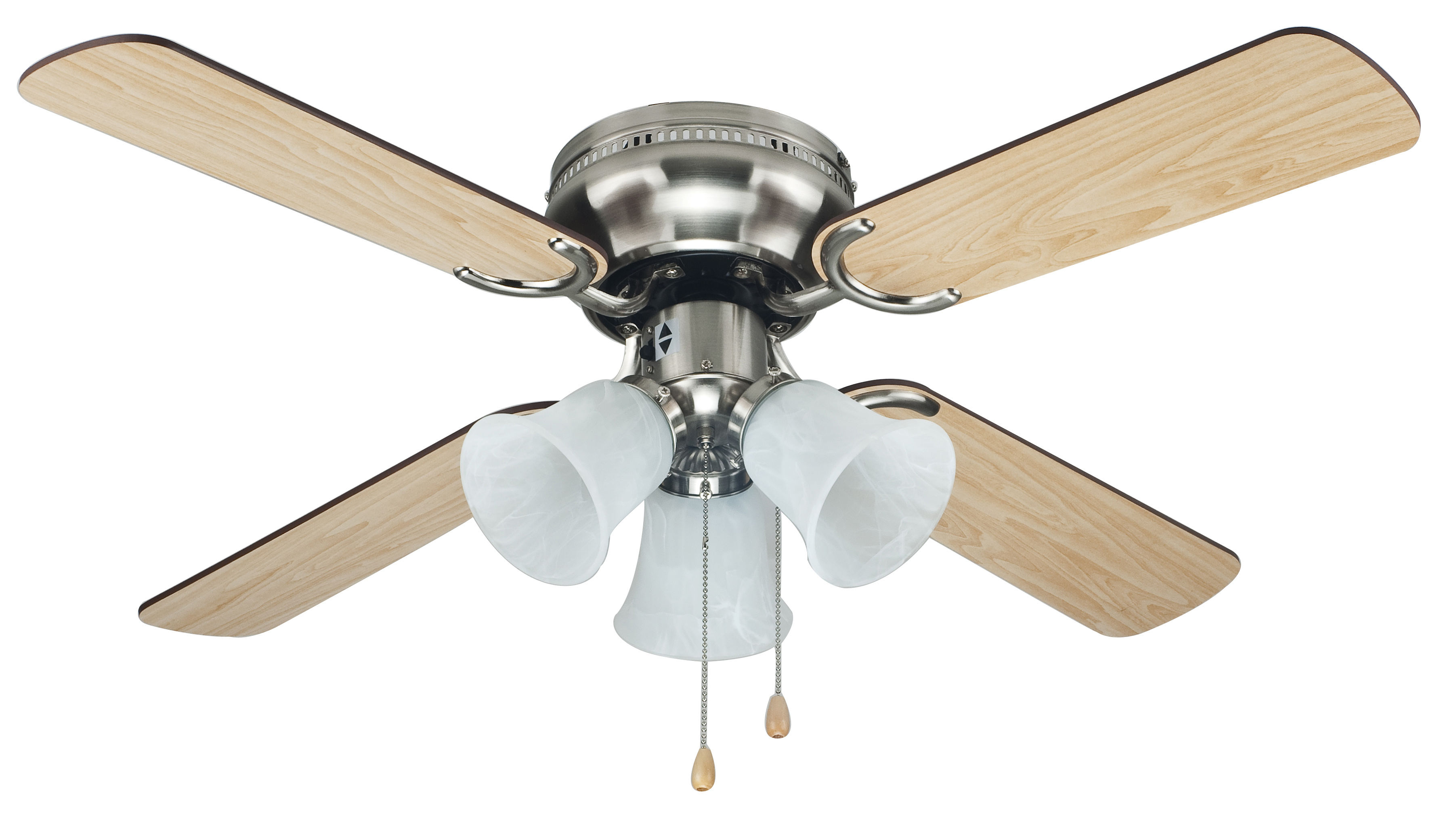 Cool Ceiling Fans For Sale Cool Breeze Eb52038 42in Brushed Nickel Ceiling Fan