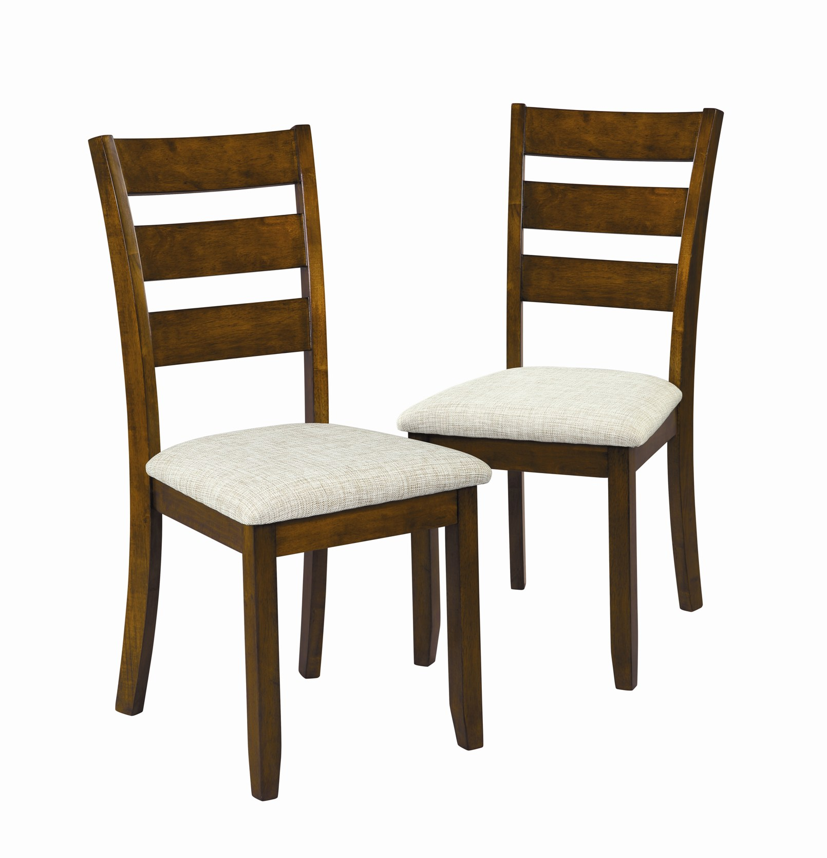 b kitchen dining chairs Essential Home Set of 2 Glenview Dining Chairs