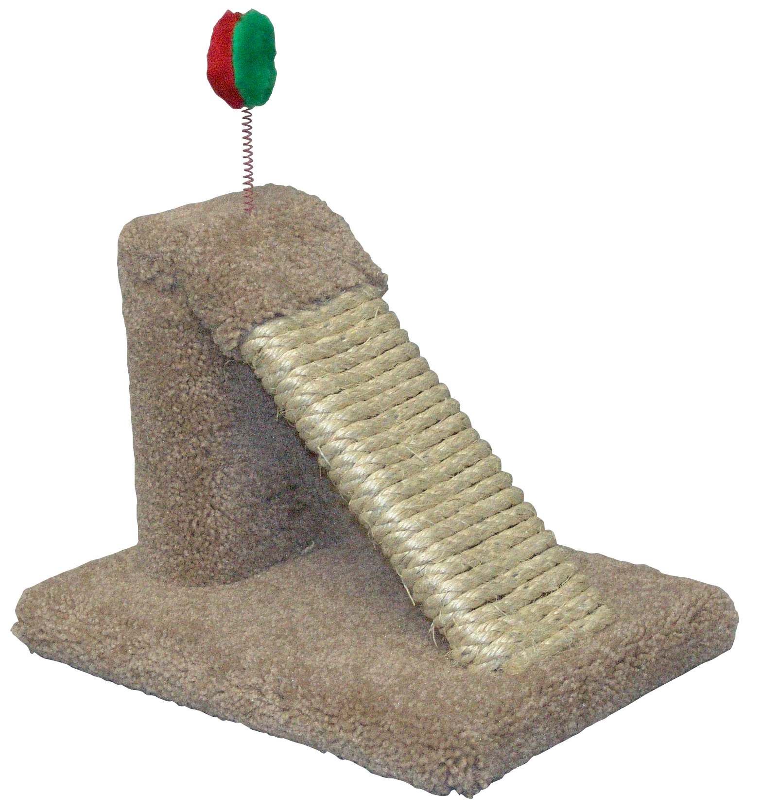 Claw Tuff North American Pet Angle Scratcher W Sisal
