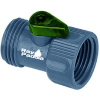 Ray Padula RP-SIPP Plastic Garden Hose Shut-Off Adapter