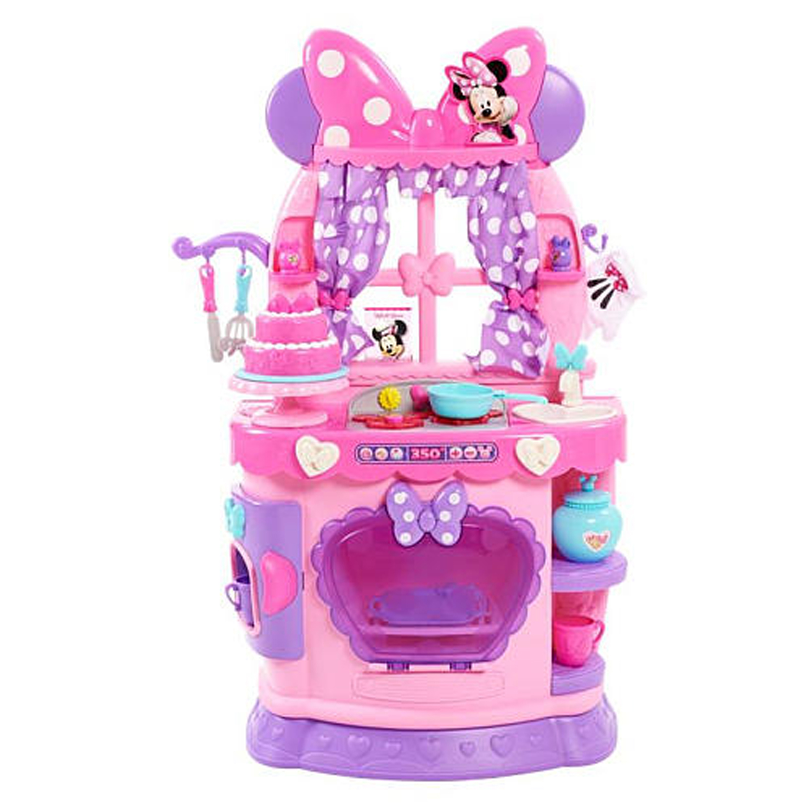 Minnie Mouse Küche Disney Minnie Bow Tique Sweet Surprises Kitchen