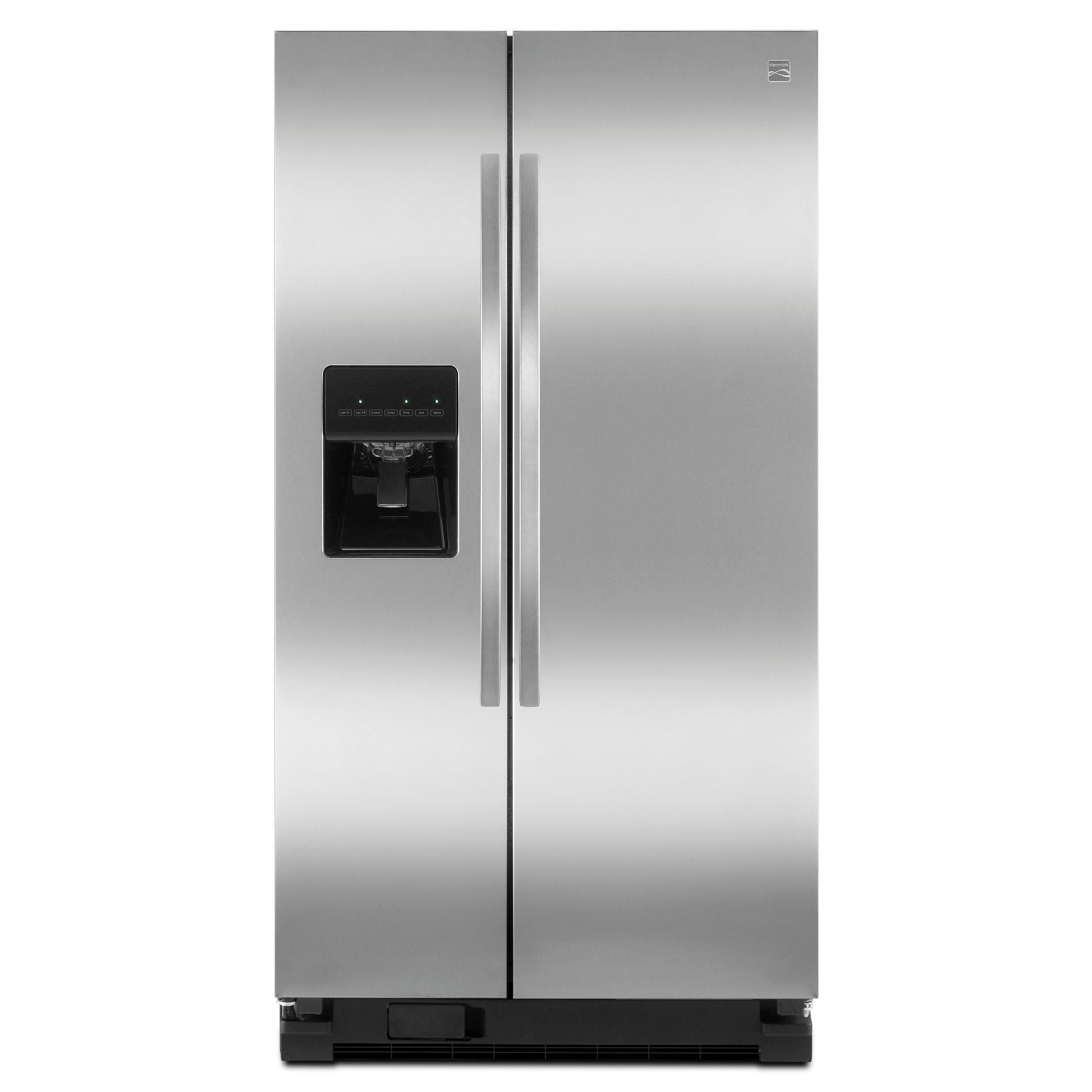 Side by side refrigerator sears