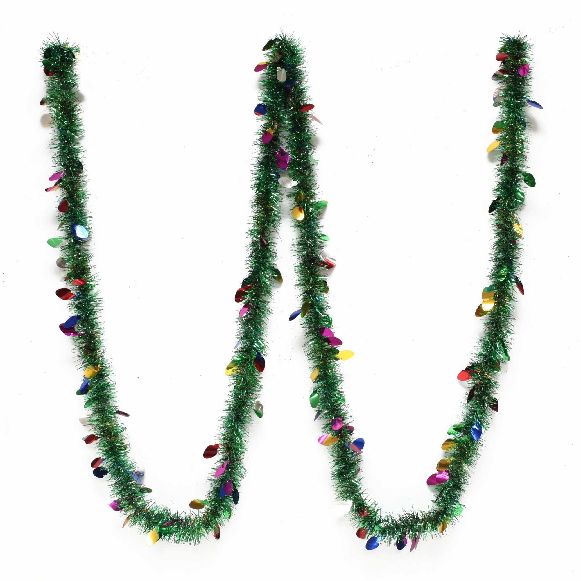 Where Can I Get Light Bulbs Trim A Home 15 Ft Designer Garland Emerald With Rainbow