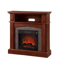 Essential Home Cranford Electric Fireplace - Appliances ...