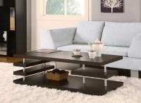 Furniture of America Multi-level Grenzi Cappuccino Coffee ...
