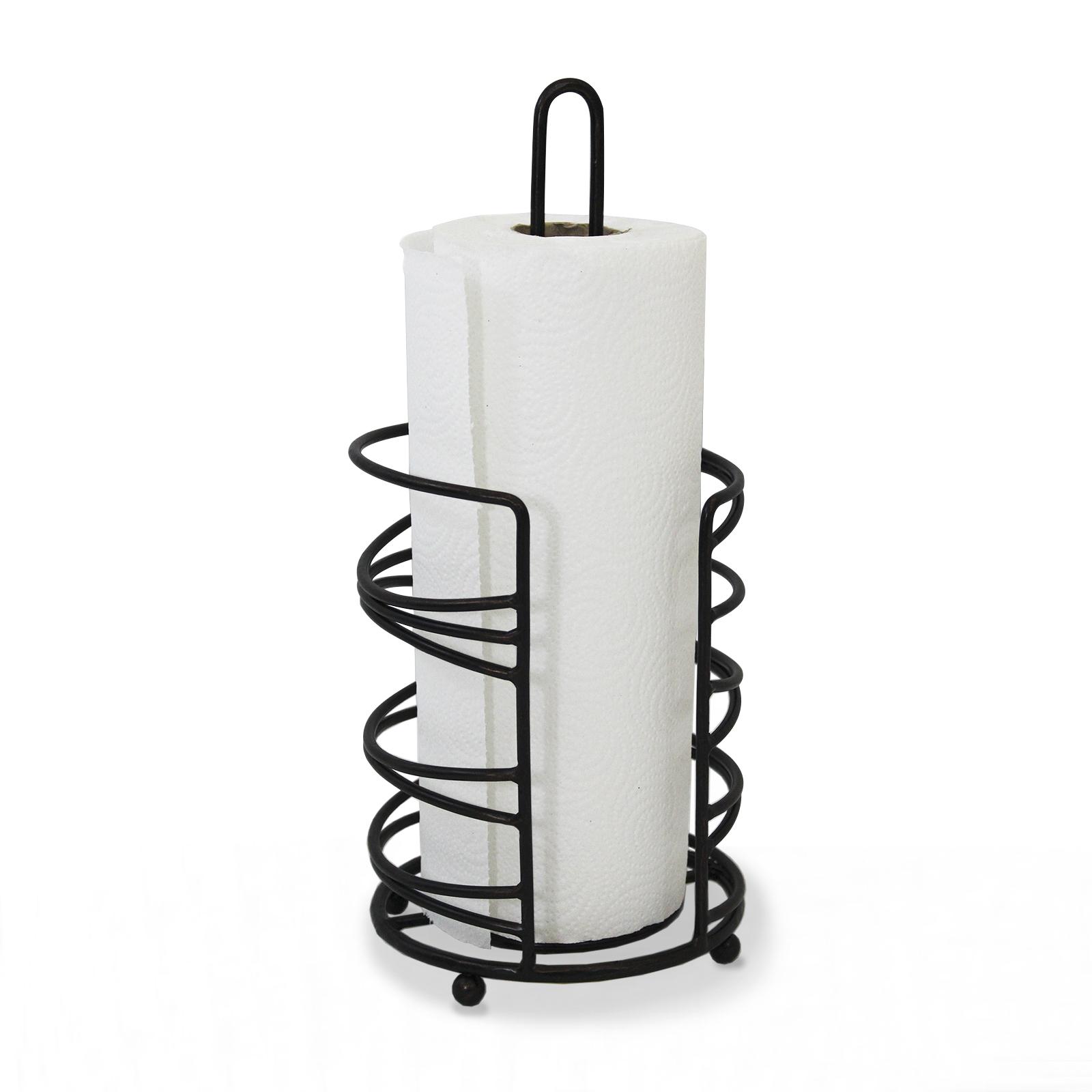 Paper Towel Holder Kmart Mesa International Wrought Iron Geo Collection Paper Towel