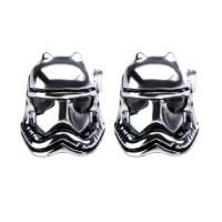 Star Wars Episode VII 925 Sterling Silver Stormtrooper 3D ...