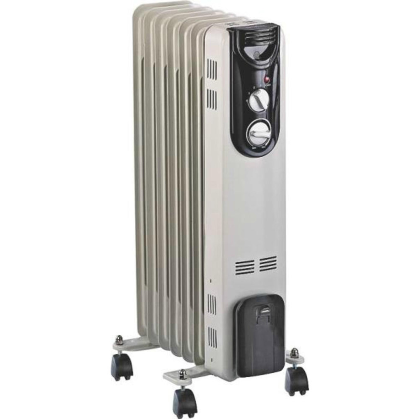 Wattage Radiator Homebasix Cyb20 7 Oil Filled Radiator Heater Sears Marketplace