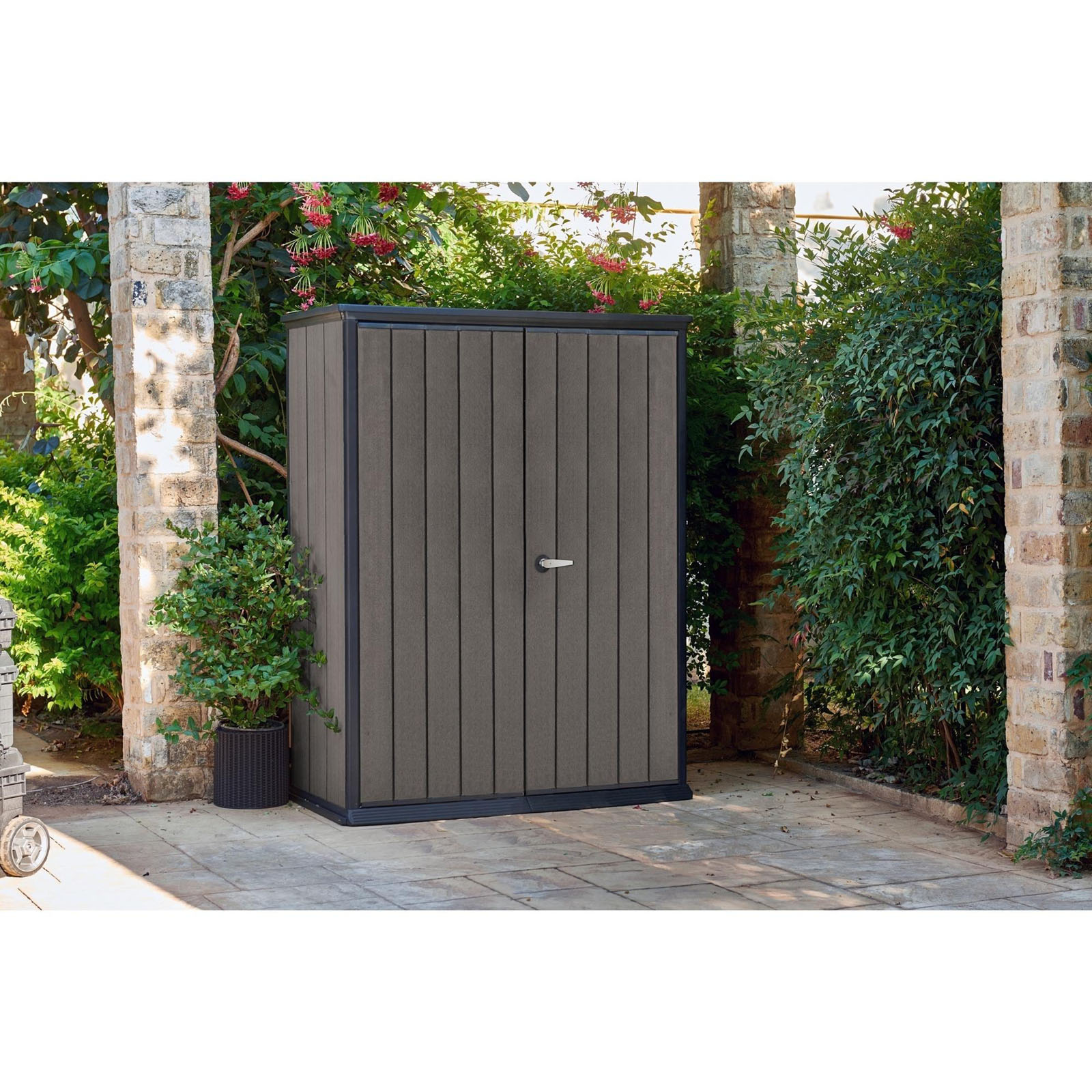 Keter High Store Keter High Store Outdoor Storage Shed Sears Marketplace