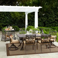 Grand Resort Villa Park 7 pc. Outdoor Dining Set | Shop ...