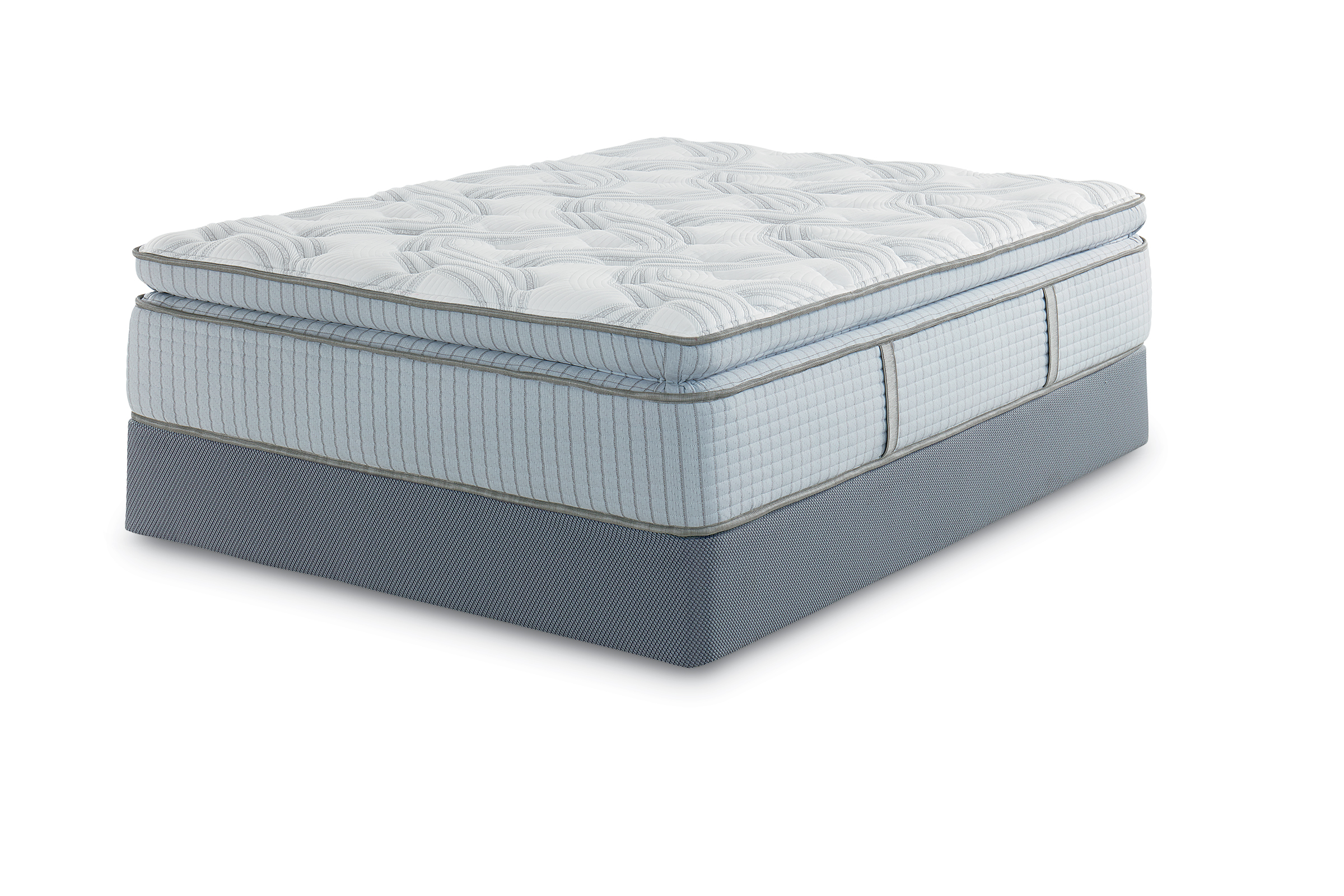 Pillow Top King Mattress Scott Living By Restonic Lanark Super Pillow Top King Mattress