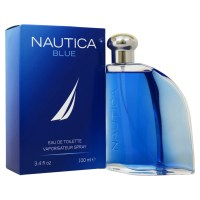 Nautica Fragrances Coffret Blue by for Men - 3.4 oz EDT Spray