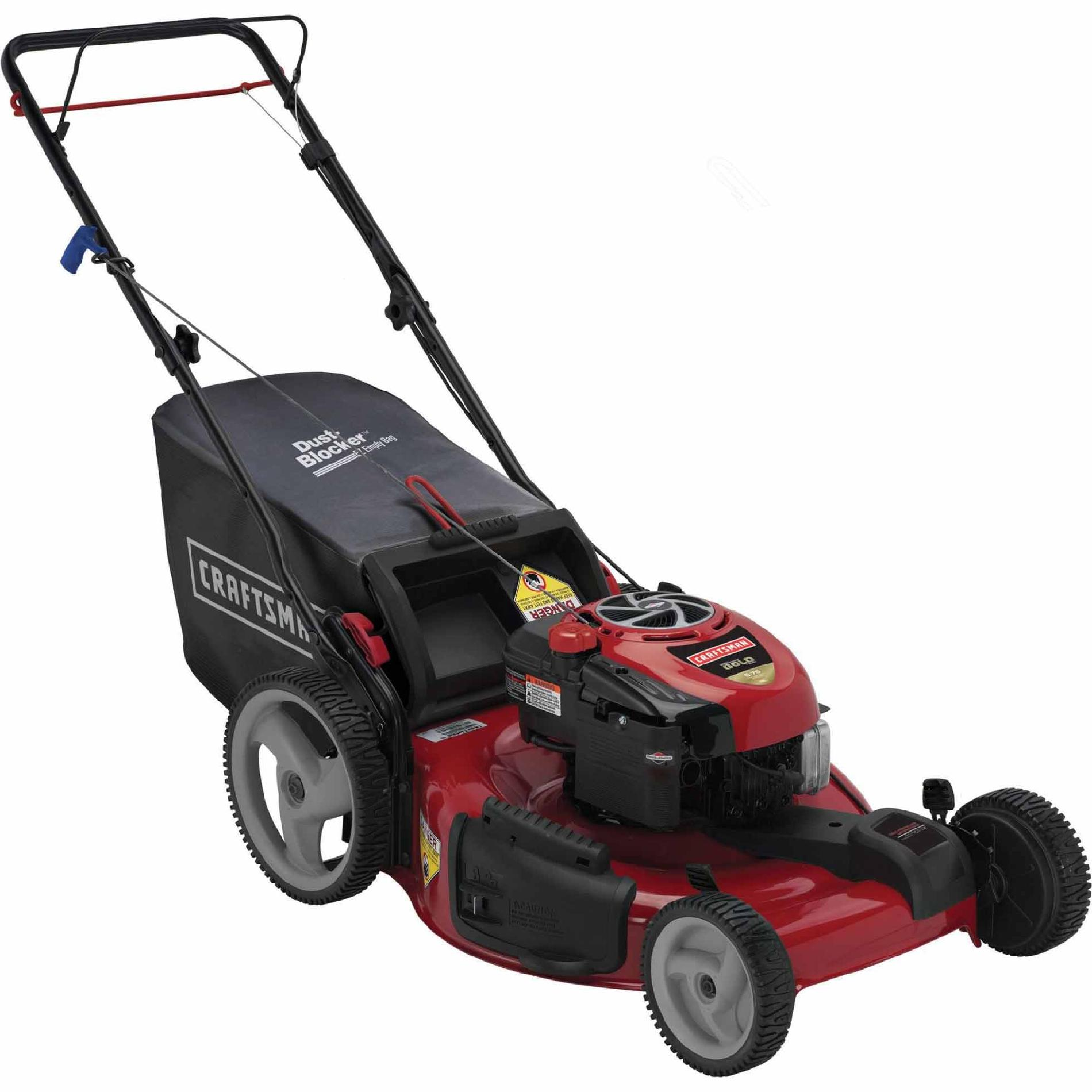 Lawn Mower Craftsman 190cc Briggs And Stratton Gold Engine 22 Quot Front