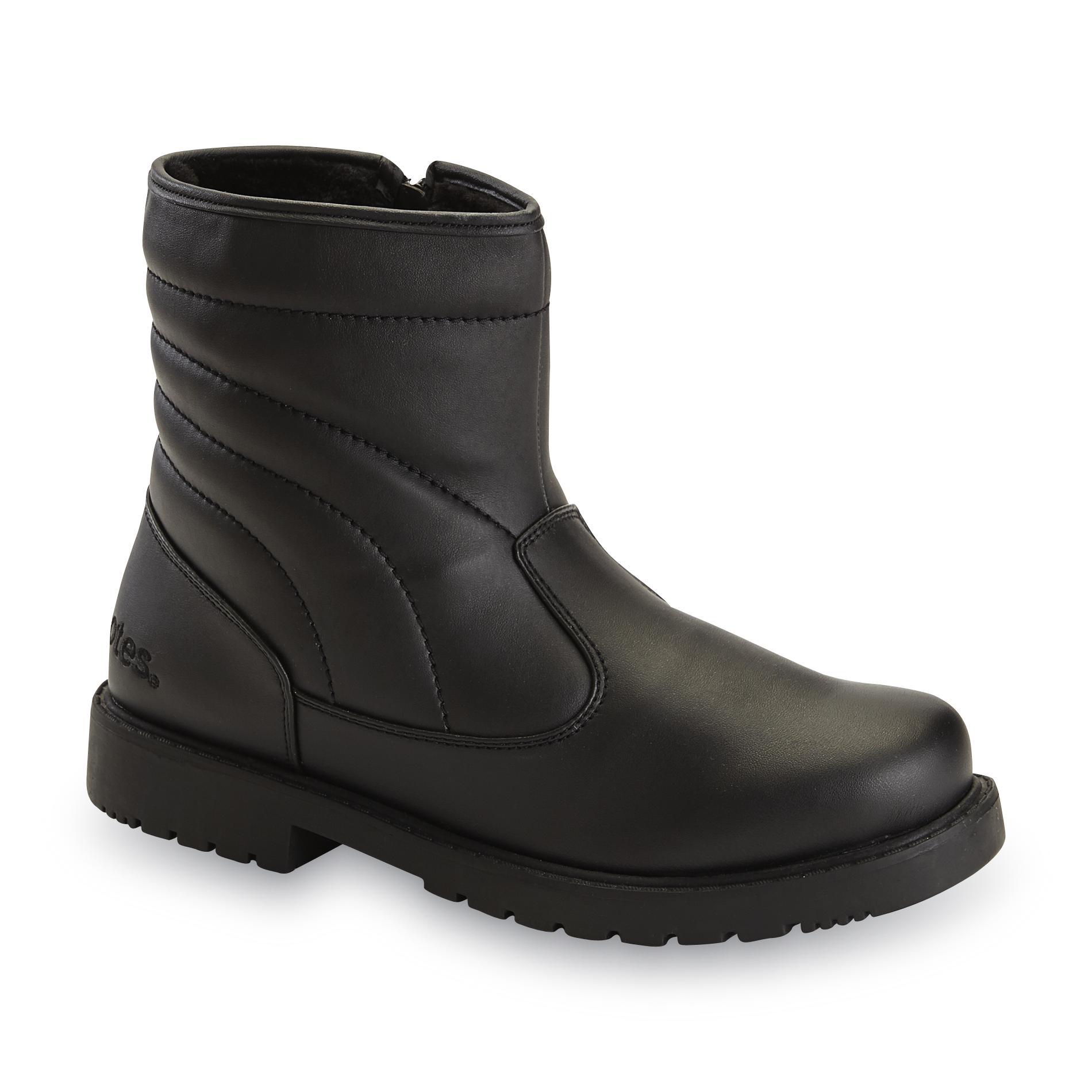 Totes Men39s Commuter 8quot Snow Boot Black