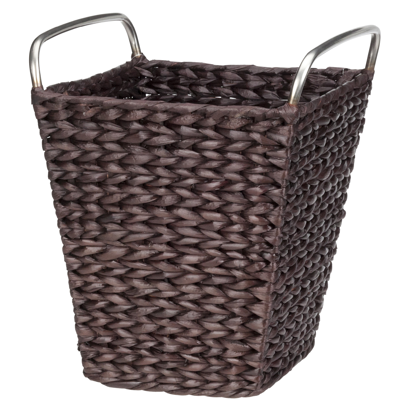 Decorative Metal Waste Baskets Creative Ware Home Metro Waste Basket Home Home Decor
