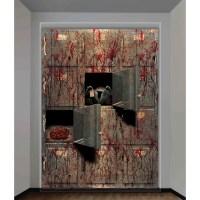 Morgue Wall Halloween Dcor