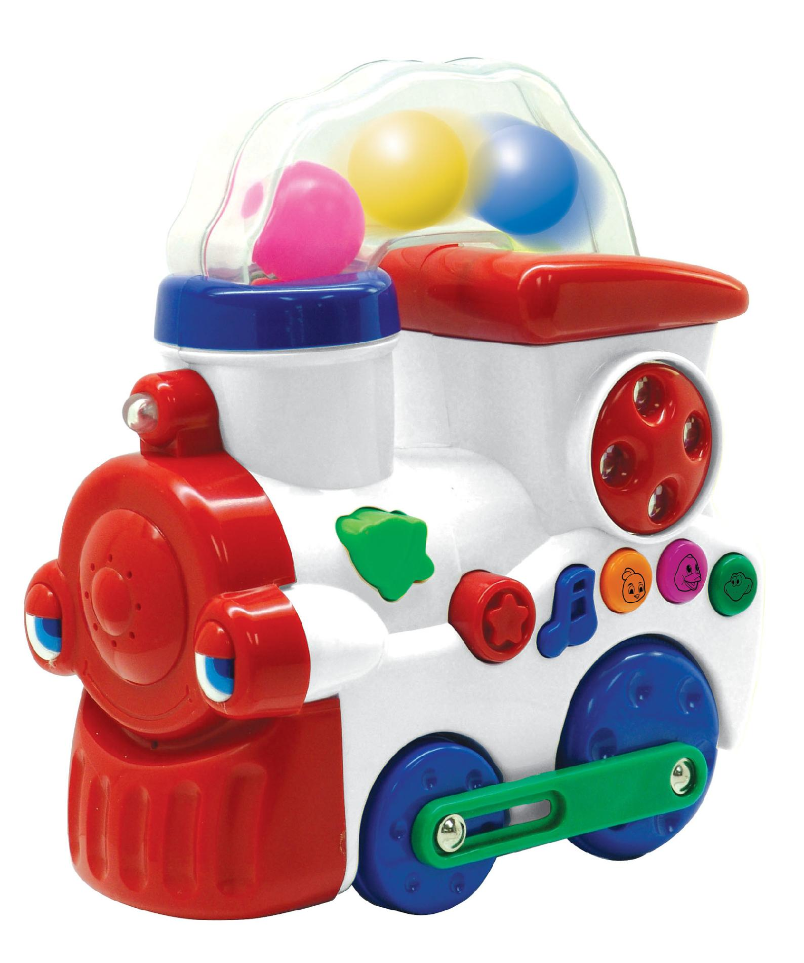 Just Kidz Musical Train Toy