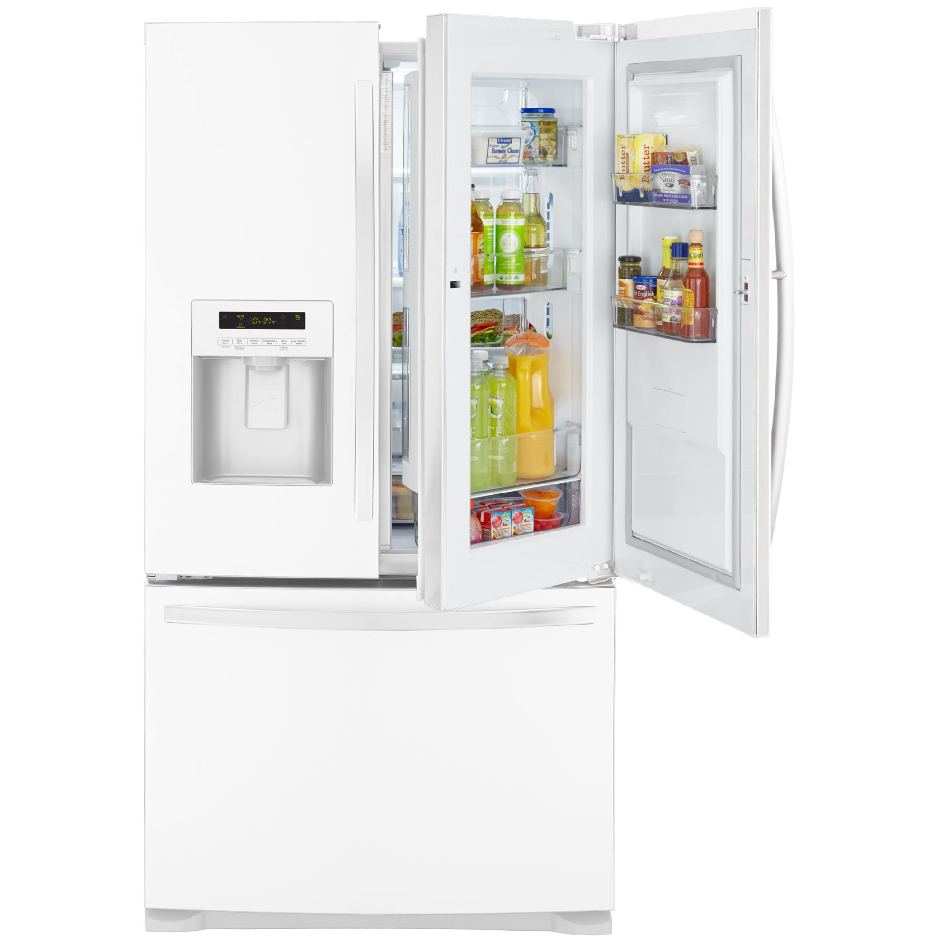 Kmart Freezer Kenmore Bottom Drawer Freezer Refrigerator Kmart