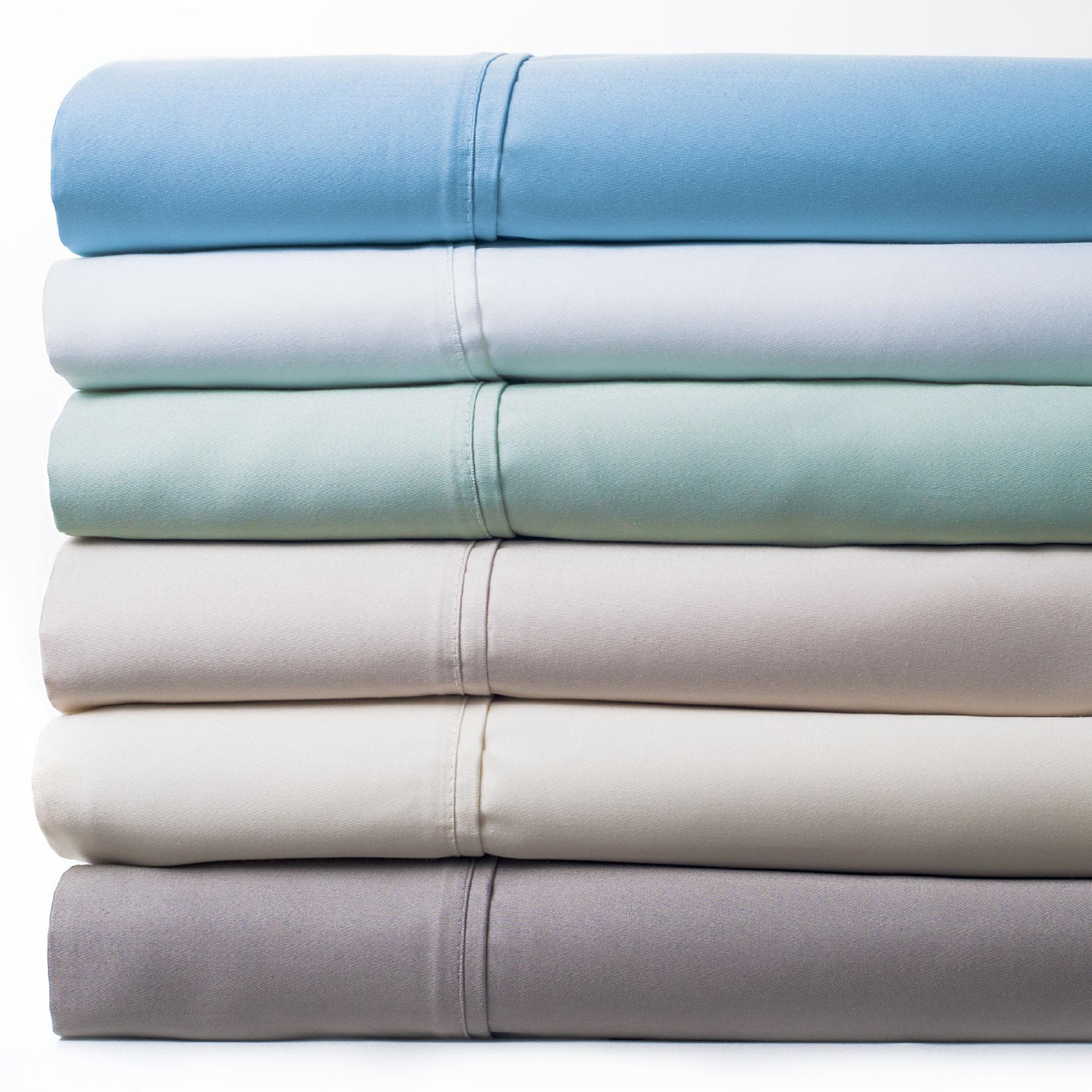 1000 Thread Count Sheets King Lavish Home 1000 Tc Cotton Rich Sateen Sheet Set