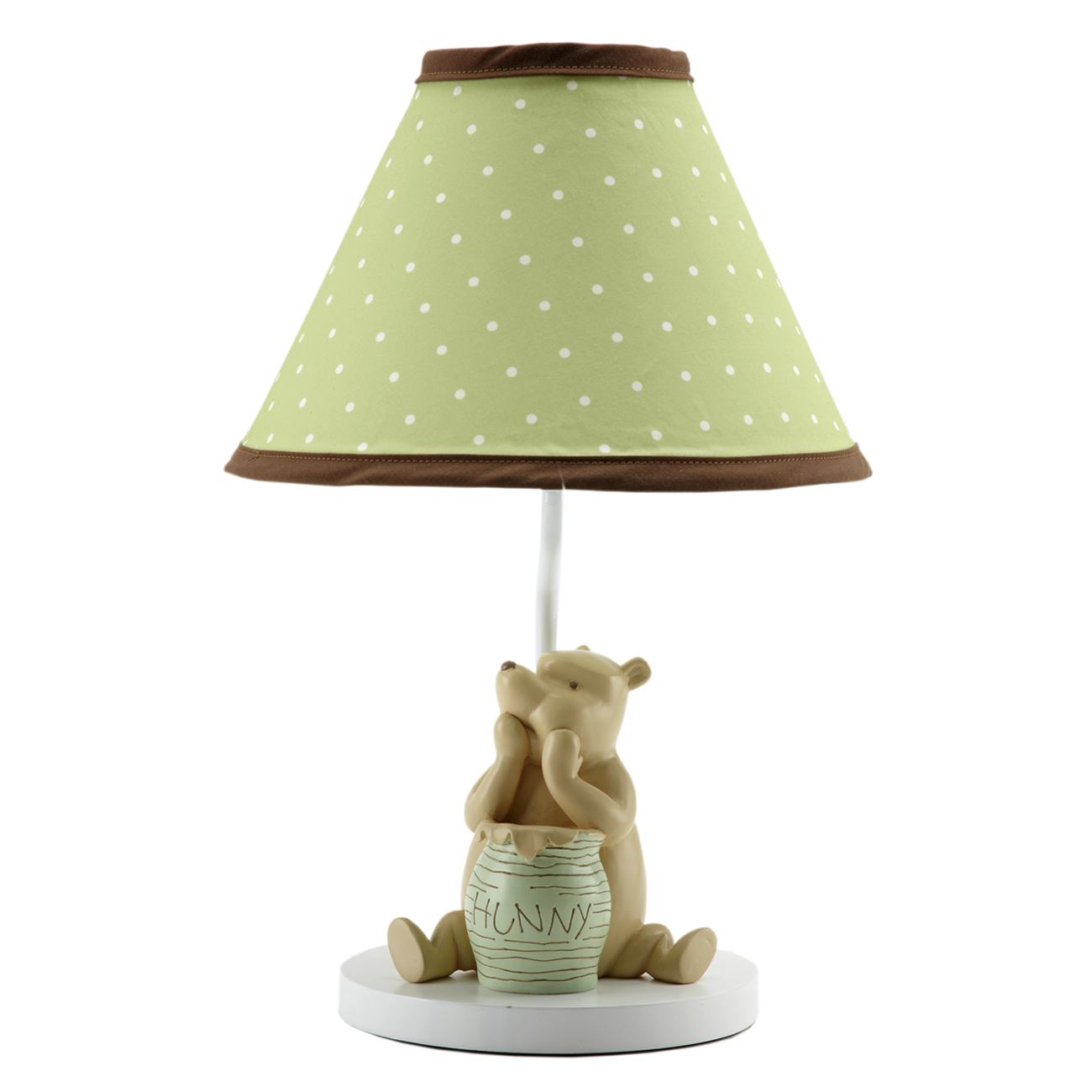 Baby Table Lamps Disney My Friend Pooh Lamp And Shade Baby Nursery