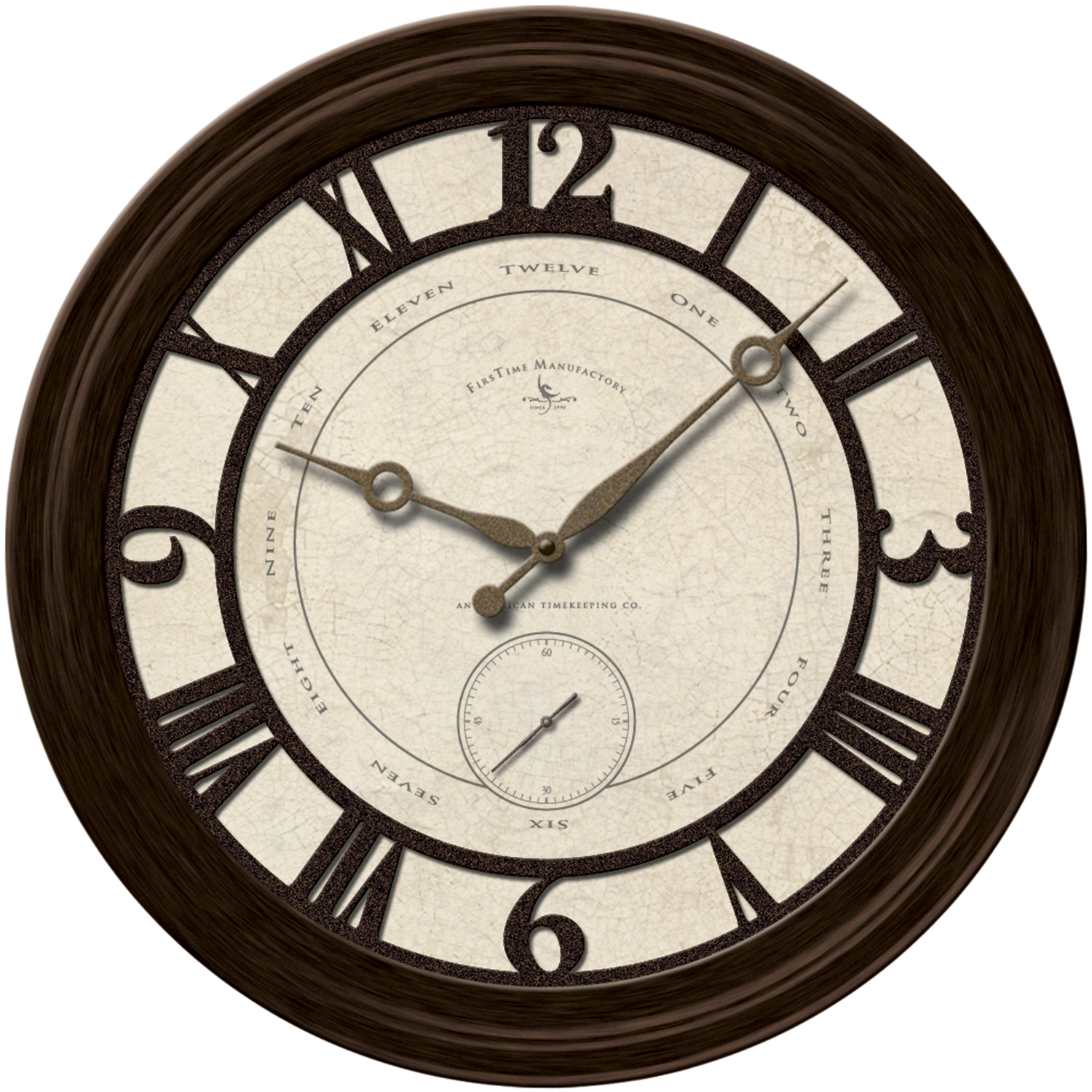 Statement Wall Clocks Firstime Big Gig Wall Clock