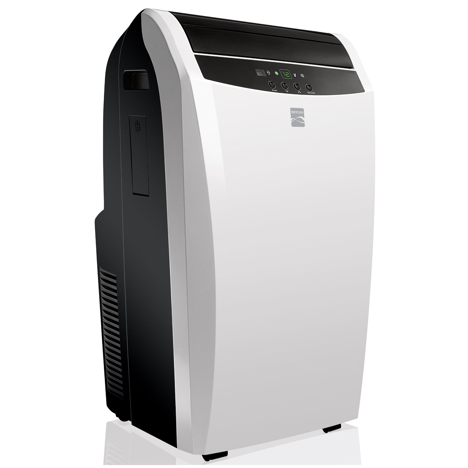Portable Air Conditioner 12000 Btu Kenmore Portable Air Conditioner 12 000 Btu Shop Your