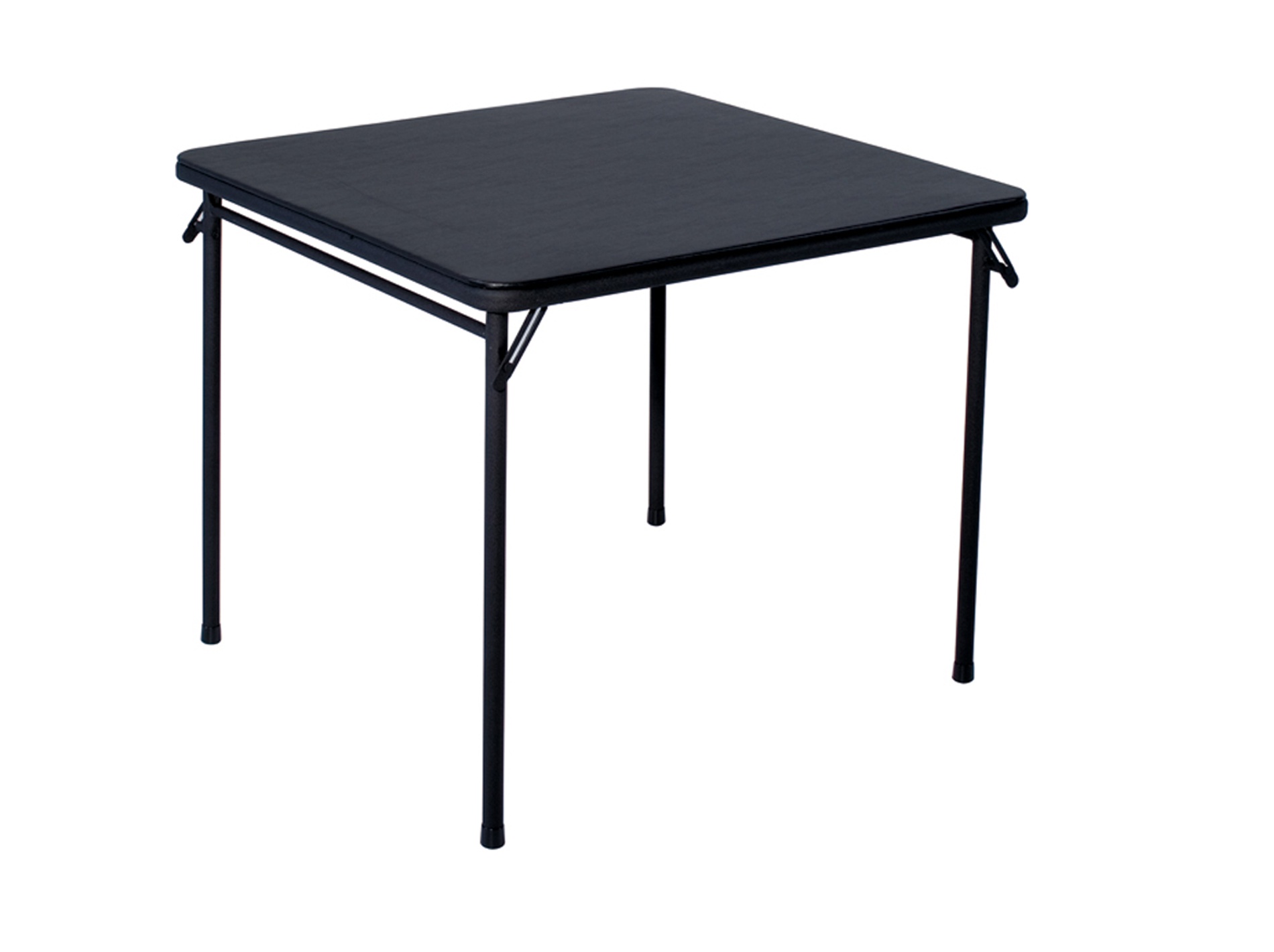 Folding Card Table Canada 34 In Square Folding Table