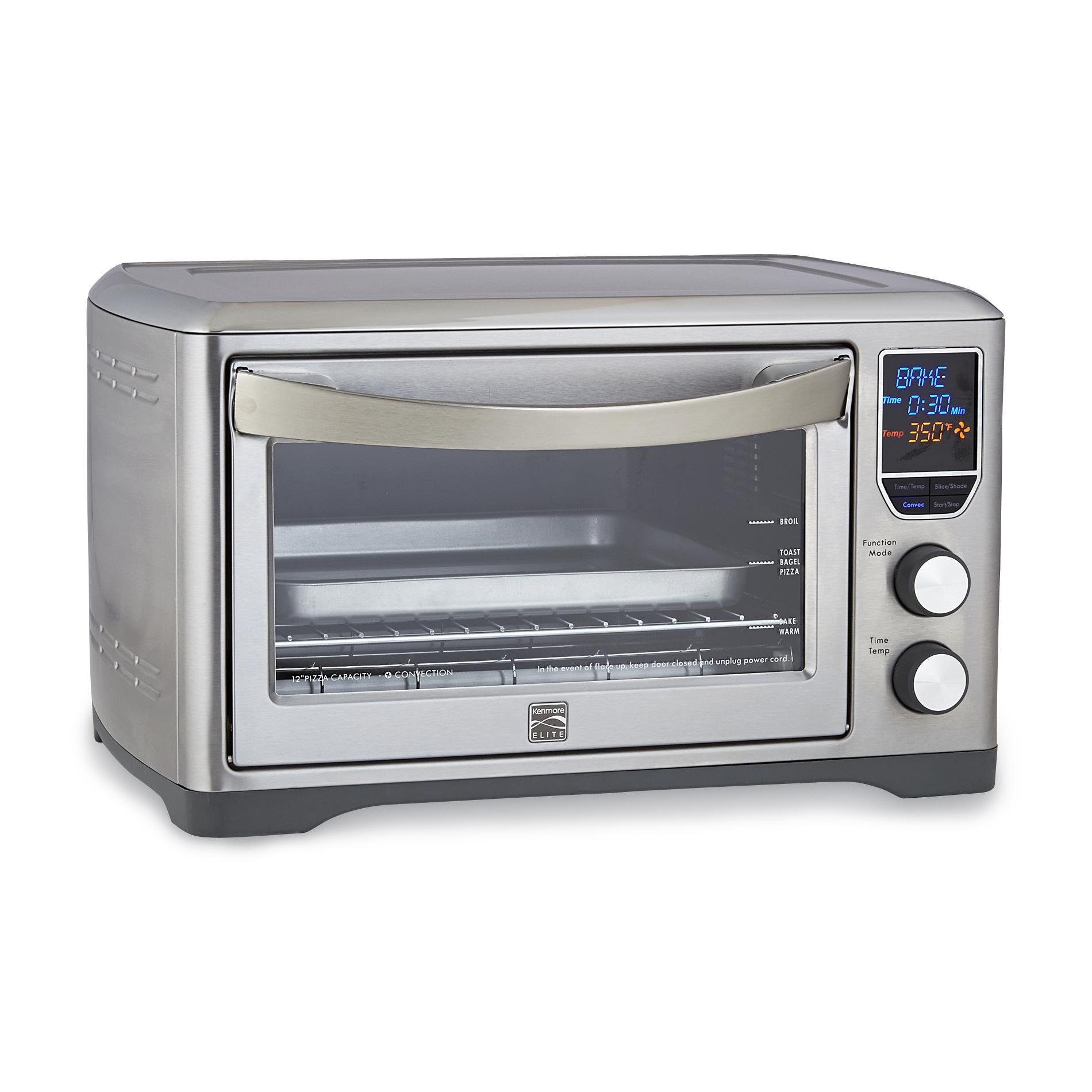 Convention Oven Kenmore Elite 125099 Digital Countertop Convection Oven